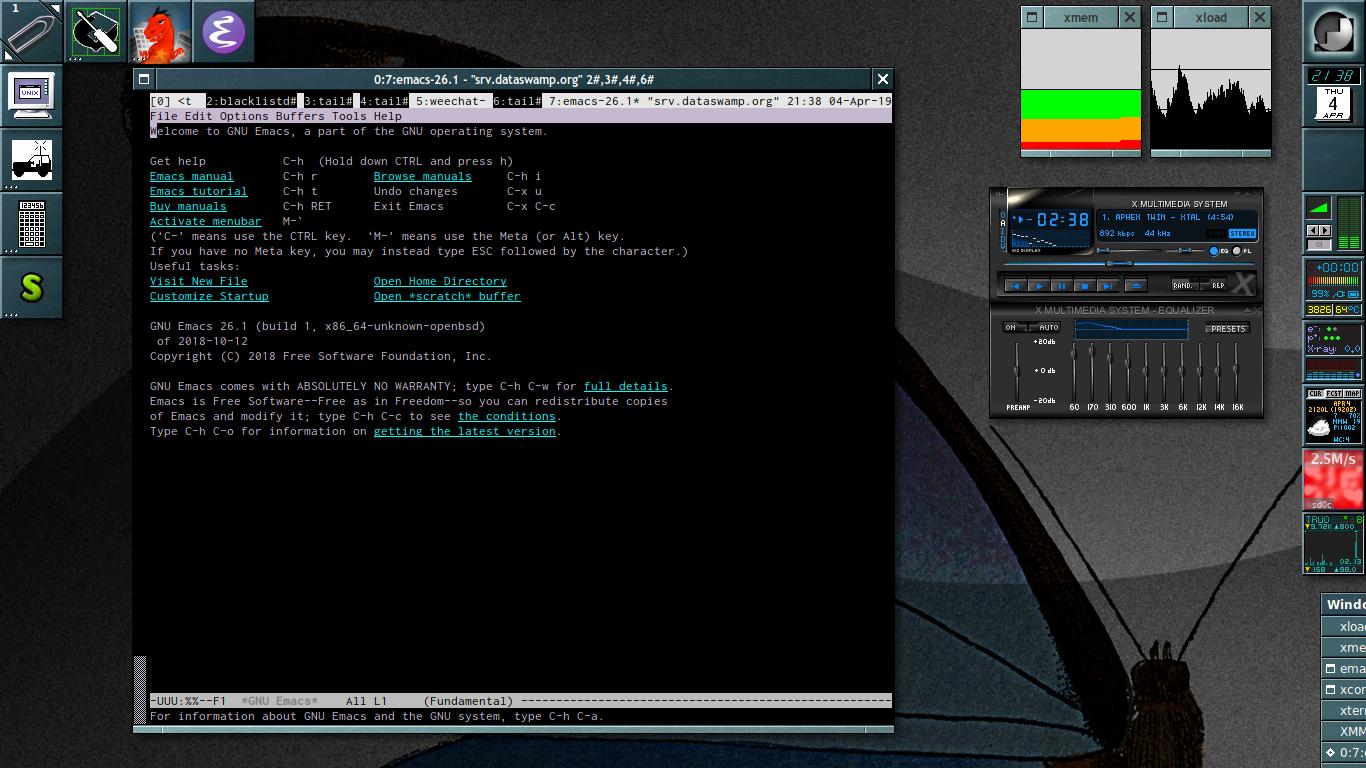 Emacs 26